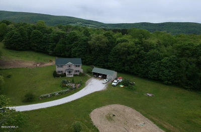 Lanesboro Single Family Home For Sale: 15 Silverst St