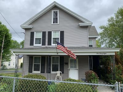 Pittsfield Multi Family Home For Sale: 138 2nd St