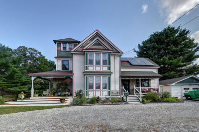 Berkshire County Single Family Home For Sale: 567 North St