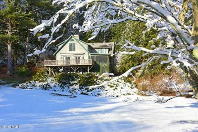 Berkshire County Single Family Home For Sale: 91 Hillsdale Rd