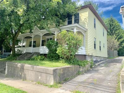 Adams Multi Family Home For Sale: 129 Commercial St