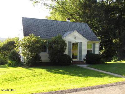 Lanesboro Single Family Home For Sale: 20 Longview Rd