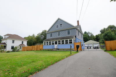 Pittsfield Single Family Home For Sale: 877 West Housatonic St