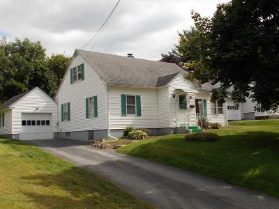 Pittsfield Single Family Home For Sale: 57 Jason St