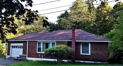 Adams Single Family Home For Sale: 8 Frederick Ln