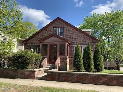 Pittsfield Single Family Home For Sale: 45 Stoddard Ave