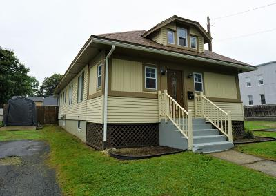 Pittsfield Single Family Home For Sale: 33 Perrine Ave