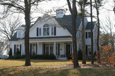 Dennis Single Family Home For Sale: 87 Coles Pond Drive