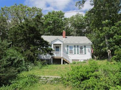 Chatham Single Family Home Contingent: 314 Cockle Cove Road
