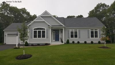 Mashpee Single Family Home For Sale: 251 Red Brook Road
