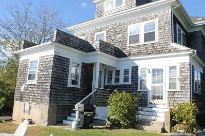Falmouth Single Family Home Contingent: 22 Millfield Street