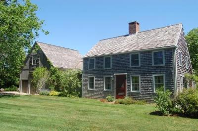 Yarmouth Single Family Home For Sale: 24 Thacher Shore Road