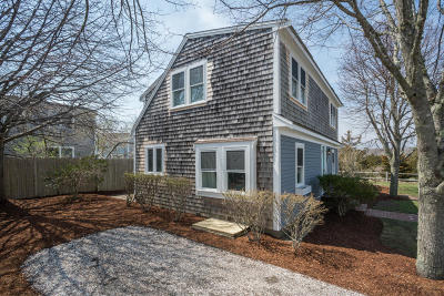 Chatham Single Family Home Contingent: 15 Oyster Drive