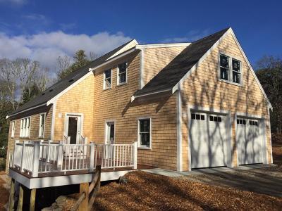 Orleans Single Family Home For Sale: 6 Wesquansett Road