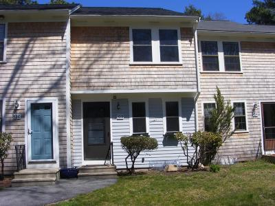 Condo/Townhouse Sold: 300 Falmouth Road #13D