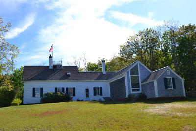 Single Family Home Sold: 947 Satucket Road