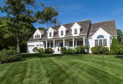 Chatham Single Family Home For Sale: 12 John Gilpin Lane