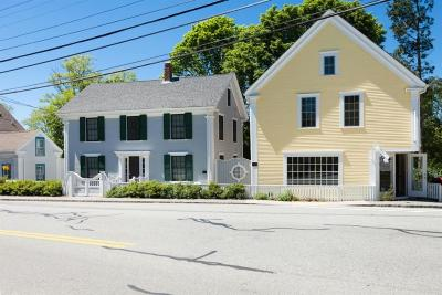 Wellfleet Single Family Home For Sale: 230 Main Street