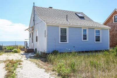 Truro Single Family Home For Sale: 376 Shore Road