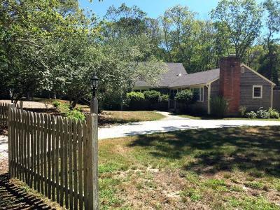 Eastham Single Family Home For Sale: 85 Oak Ridge Road