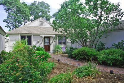 Mashpee Single Family Home For Sale: 19 Mashie Circle