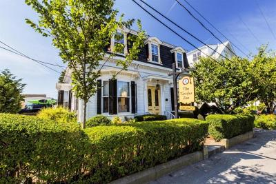 Provincetown Multi Family Home Active W/Contingency: 12 Center Street