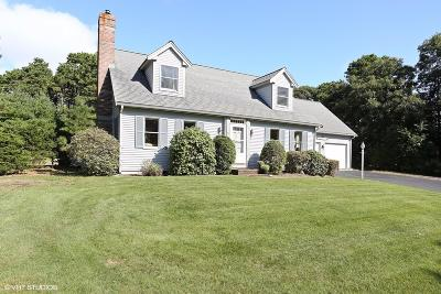 Eastham Single Family Home For Sale: 10 Peach Orchard Lane