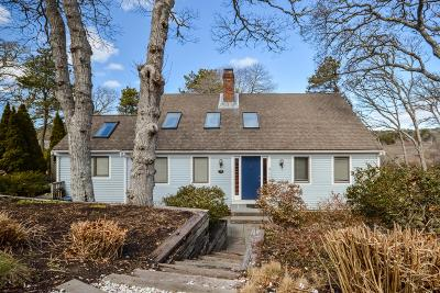 Chatham Single Family Home For Sale: 70 Hardings Beach Road