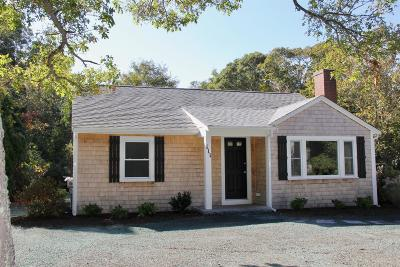 Falmouth Single Family Home For Sale: 111 Jericho Path