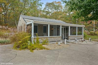 Harwich Single Family Home Contingent: 1522 Orleans Road