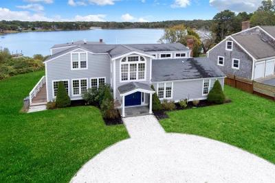 Yarmouth Single Family Home For Sale: 72 Mayflower Terrace