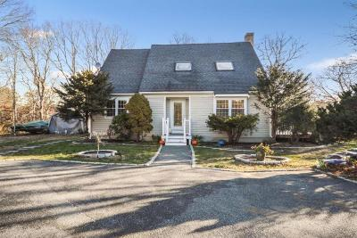 Falmouth Single Family Home For Sale: 19 Ranch Road