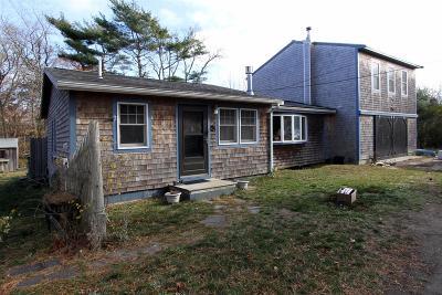 Eastham Single Family Home For Sale: 440 Massasoit Road