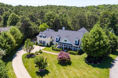 Barnstable Single Family Home For Sale: 63 Farm Valley Road