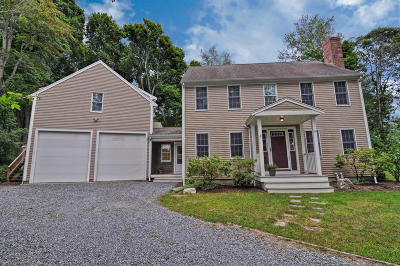 Eastham Single Family Home For Sale: 65 Log Cabin Road