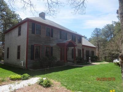 Barnstable Single Family Home For Sale: 229 Percival Drive