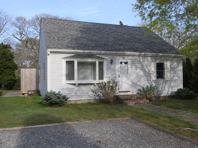 Harwich Single Family Home For Sale: 18 Woodland Road