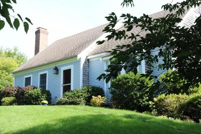 Eastham Single Family Home Contingent: 150 Widgeon Drive