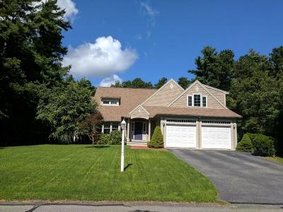 Falmouth Single Family Home For Sale: 95 Rickenbacker Road