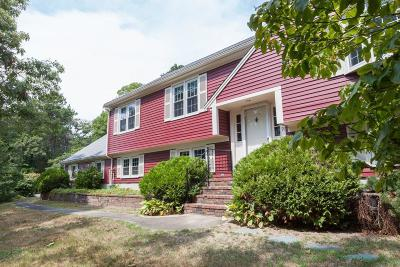 Dennis Single Family Home Contingent: 91 Greenland Circle