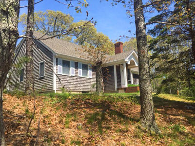 Harwich Single Family Home Contingent: 29 Forsythia Drive