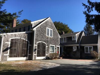 Dennis Single Family Home For Sale: 507 Main Street