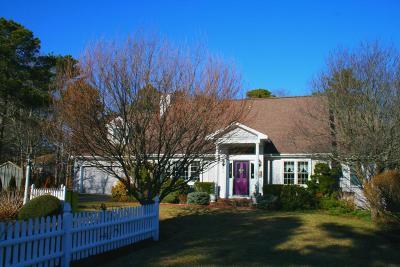 Dennis Single Family Home For Sale: 18 Tuckoosa Road