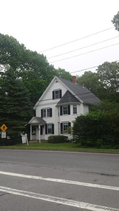 Falmouth Single Family Home For Sale: 80 Locust Street