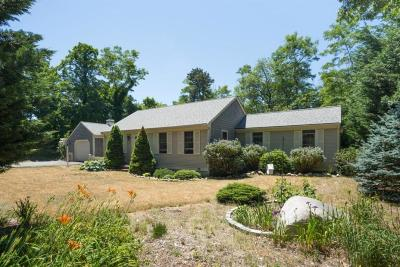 Brewster Single Family Home Contingent: 15 Skipjack Way
