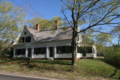 Harwich Single Family Home For Sale: 198 Main Street