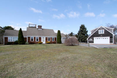 Eastham Single Family Home For Sale: 2265 State Highway