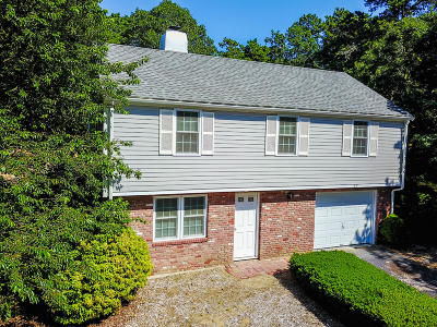 Harwich Single Family Home Contingent: 27 Quaker Lane
