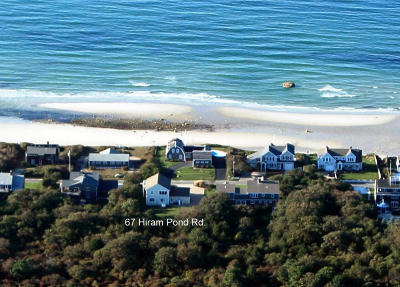 Dennis Single Family Home For Sale: 67 Hiram Pond Road