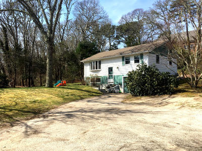 Orleans Single Family Home For Sale: 118 South Orleans Rd Road